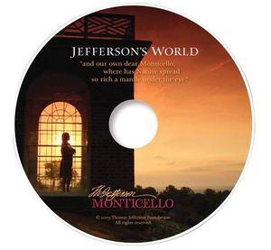 Thomas Jefferson's World (DVD)